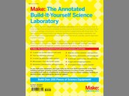 Build it Yourself Science Laboratory, Back Cover