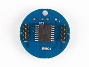 Chronodot real-time clock module (bottom view)