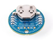 Chronodot RTC - shown with battery installed