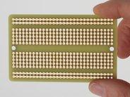 Adafruit Perma-Proto Half Sized Breadboard PCB back