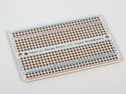 Adafruit Perma-Proto Half Sized Breadboard PCB front