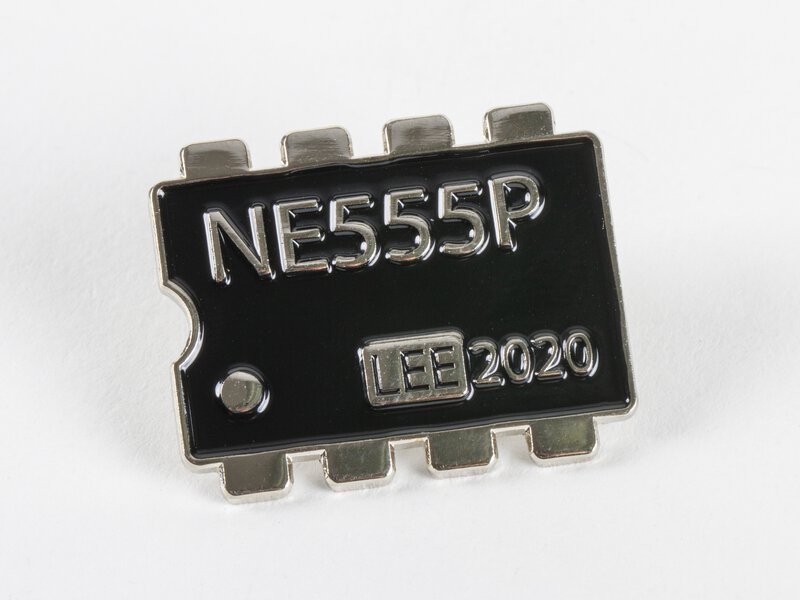 Shiny 555 pin
