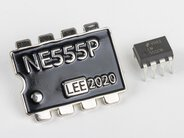 555 Pin with 555 IC for scale (not included)