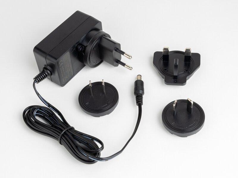 Multi-plug CE Power supply