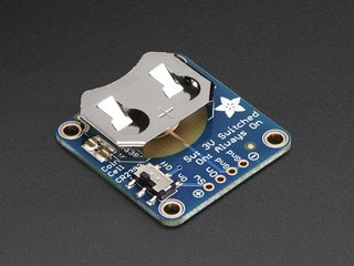 CR2032 Coin Cell Breakout with On-Off Switch