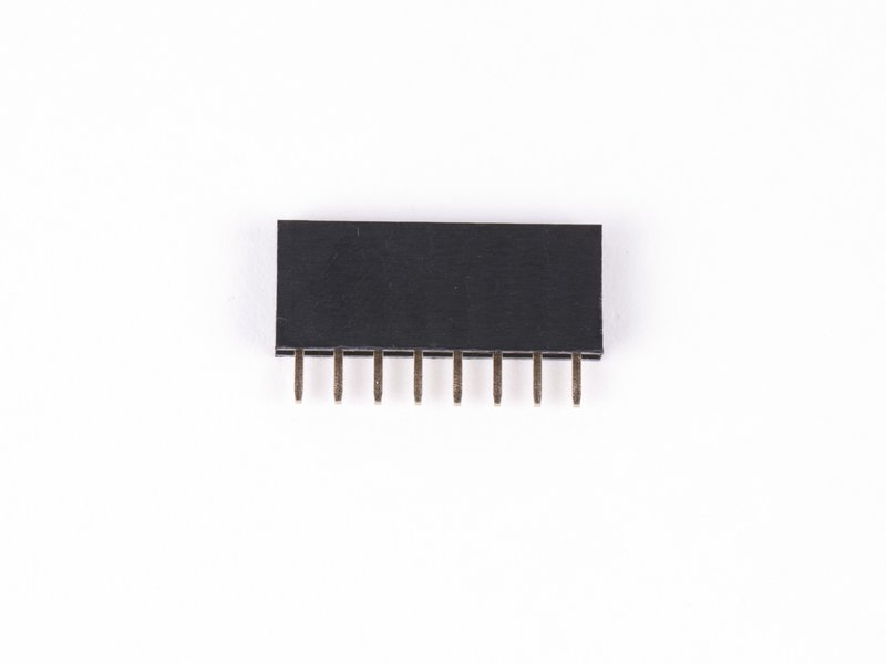 8-pin Header Socket