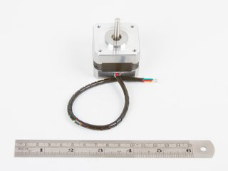 NEMA-17 Stepper Motor with 200 mm wire leads