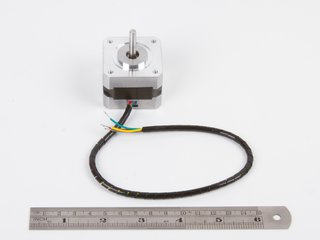 NEMA-17 Stepper Motor with 300 mm wire leads