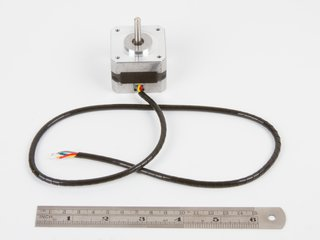 NEMA-17 Stepper Motor with 600 mm wire leads