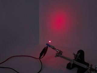 Red 1.8 mm Diffused LED