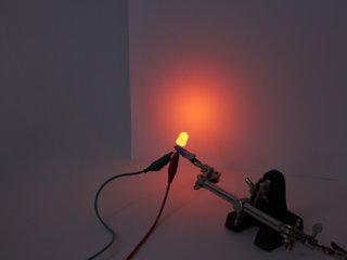 Orange LEDs
