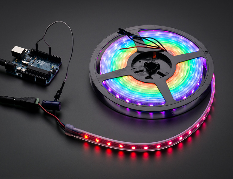 Adafruit NeoPixel Digital RGB Strip