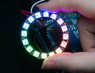 neo-pixel ring