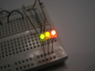 Breadboard LED Assortment