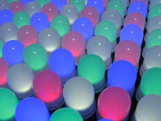 10 mm RGBW LED Assortment