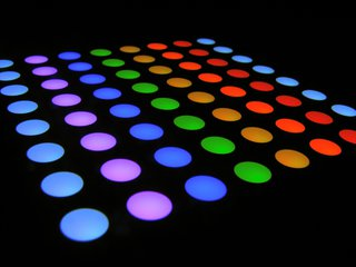 RGB 8x8 LED Matrix Display