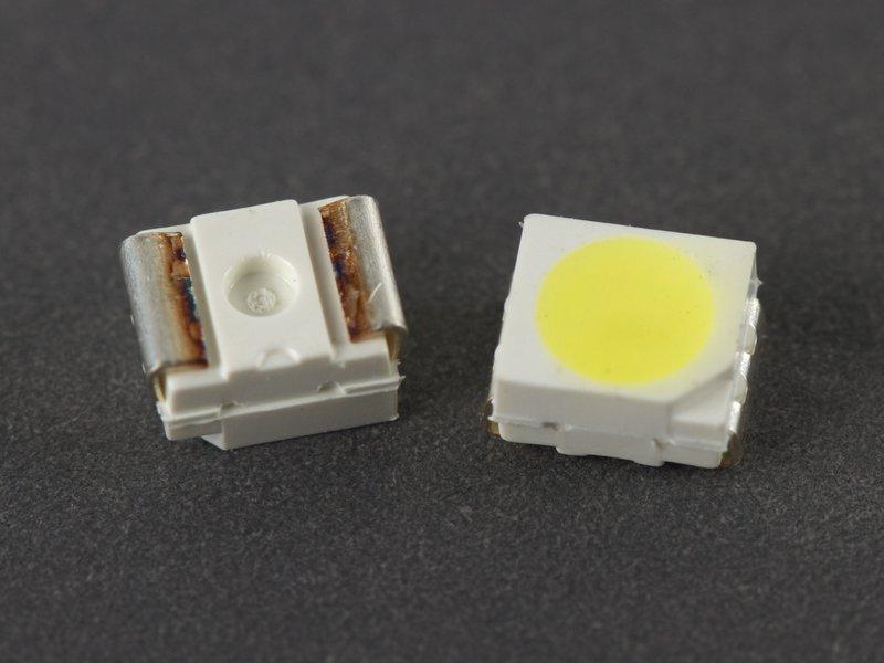 White PLCC-2 LED