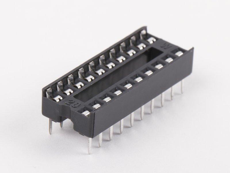 20-pin DIP Sockets