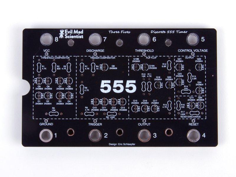 555 PCB - Bare
