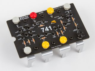 XL741 Discrete Op-Amp Kit