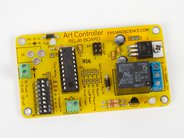 Art Controller, assembled