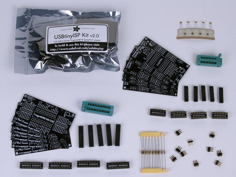 AVR Starter Pack