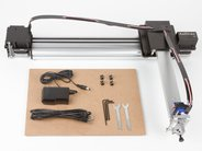AxiDraw with included accessories