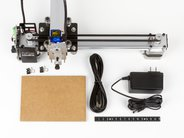AxiDraw MiniKit, with included accessories