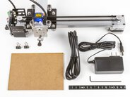 AxiDraw MiniKit 2, with included accessories