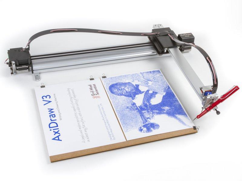 Drawing Robot – Zalophus's DesignHouse