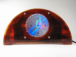 Bulbdial Clock kit