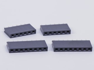 6- and 8-pin sockets