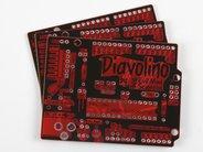 Diavolino PCBs, Front