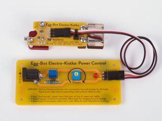 Electro-Kistka for EggBot