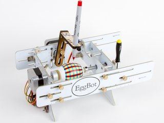 The Original EggBot Kit, Deluxe Edition