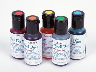Edible Egg Dyes