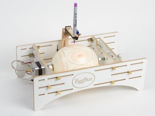 Ostrich Egg-Bot Kit (Upgrade Only)