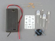 Flickery Flame Soldering Kit