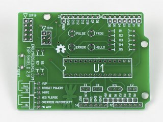 ISP Shield PCB