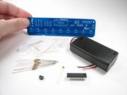 Larson Scanner Kit parts