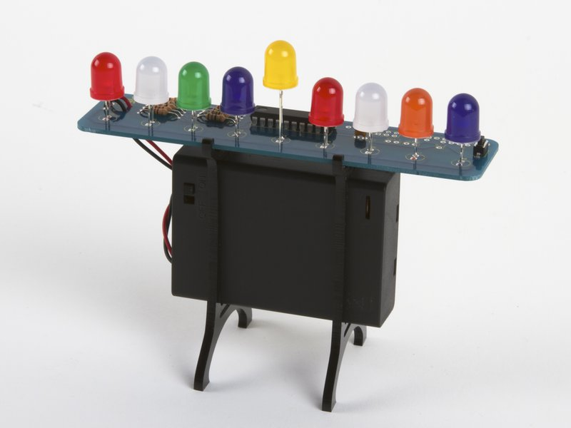 Special Edition Multi-Color Menorah