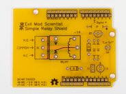 Simple Relay Shield - Just the circuit board