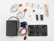 Snap-O-Lantern Kit Parts