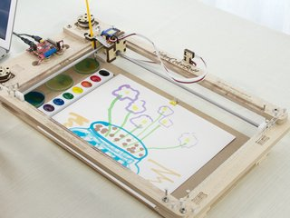 WaterColorBot kit