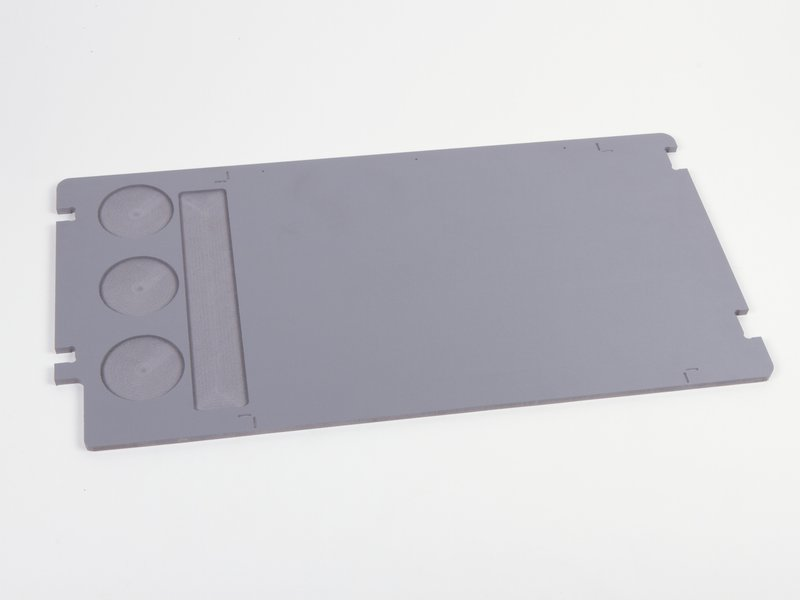 PVC Spoilboard for WaterColorBot