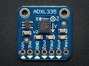 ADXL335 breakout