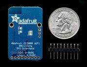 Adafruit CC3000 WiFi Breakout