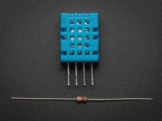 Temp-Humidity Sensor