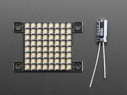 Adafruit DotStar High Density 8x8 Grid