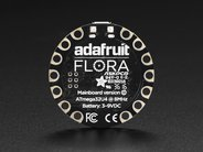 Adafruit Flora (back)